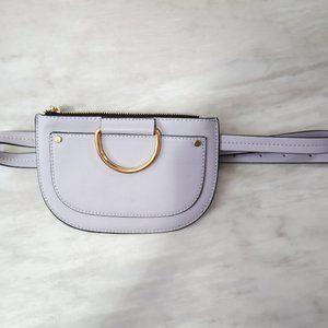 Zara Lavender Belt Bag
